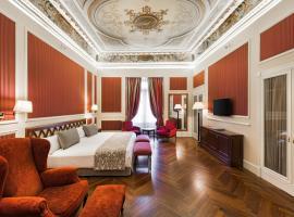 加泰罗尼亚科尔特斯酒店,位于马德里的酒店
