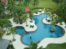 北干巴鲁阿里亚酒店
