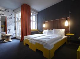 超级酒店圣保利旅馆, 汉堡