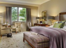 德鲁伊兹格林度假酒店, 肯内德山新城