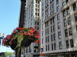匹兹菲尔德公寓式酒店