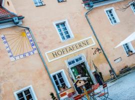 诺伊布尔格阿姆因霍夫塔弗纳酒店