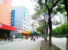 城市便捷桂林火车站立交桥店