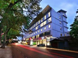万隆新迪巴迪务库酒店