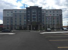希尔顿博尔彤汉普顿酒店及套房