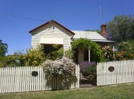 Miss Pym's Cottage