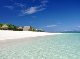 维瓦岛度假酒店, Viwa (Nanuya Balavu Island附近)