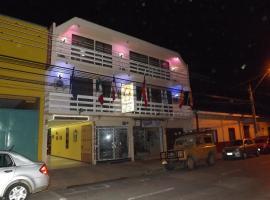 Hotel Diaguitas Illapel