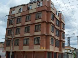 Hotel Torreon Popayan