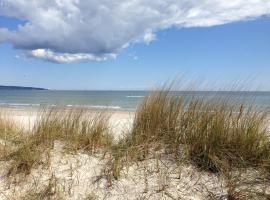 Strandperle bei Binz