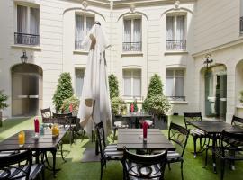 埃利塞公寓式酒店,位于巴黎的公寓