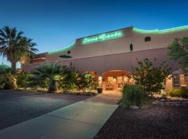 Sierra Grande Lodge & Spa, Truth or Consequences