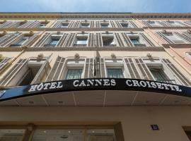 戛纳克鲁瓦塞特酒店