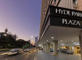 海德公园广场盛橡酒店