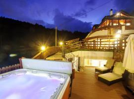格鲁玛小木屋Spa酒店, Soprabolzano