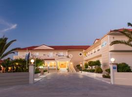 扎金索斯岛卡拉马基海滩酒店