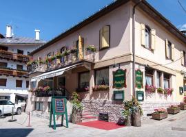 Hotel Pontejel, 科尔蒂纳丹佩佐