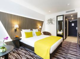 康科德尼米亚公寓式酒店