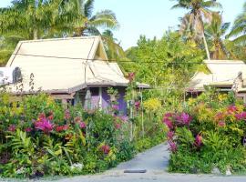 The Friendly Islander, Papiloa's, 努库阿洛法 (Eau Island附近)