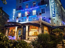 蒙布里昂酒店
