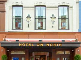 北极酒店, 皮茨菲尔德