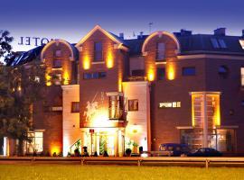 格罗特酒店