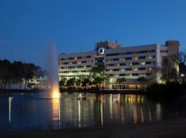 杰克逊维尔机场希尔顿逸林酒店