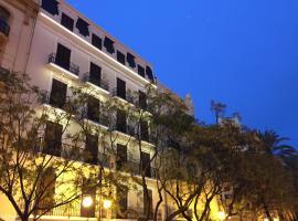 巴伦西亚索霍公寓式酒店