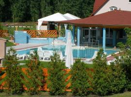 艾格扎洛克温泉公园酒店