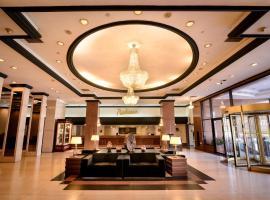 蒙得维的亚维多利亚广场雷迪森酒店