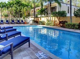 迈阿密椰林/科勒尔盖布尔斯希尔顿恒庭酒店