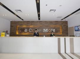 莫泰-青岛山东路中央商务区店
