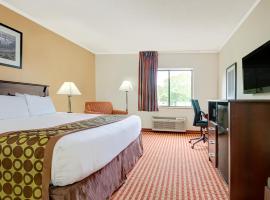 堪萨斯城戴斯套房酒店