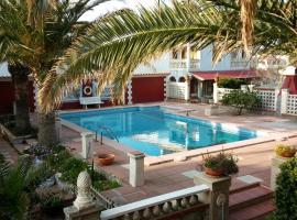 贝利萨斯公寓, Arenal d'en Castell