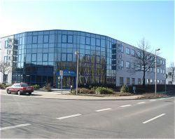 艾伯斯瓦尔德中心酒店