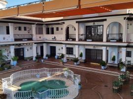 Palacio Doñana, 埃尔罗西奥