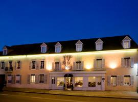 The Originals Boutique, Hôtel de la Paix, Beaune (Qualys-Hotel),位于博讷的酒店