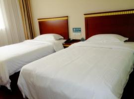 格林豪泰江苏省苏州市苏州乐园商务酒店