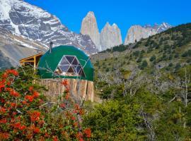 巴塔哥尼亚生态露营酒店