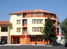 Hotel Grand, 萨莫科夫