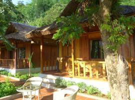 麦洲自然小屋酒店