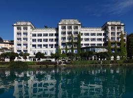 托普里斯大酒店 - 世界小型豪华酒店