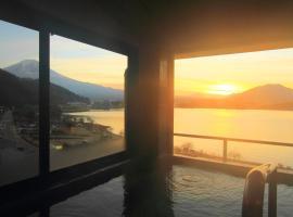 富士河口湖温泉酒店