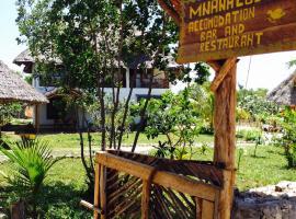纳娜旅馆, Kizimkazi