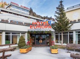 莫里兹欧罗巴酒店