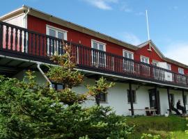 迪居帕威客酒店, Djupavik