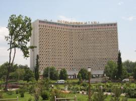 乌兹别克斯坦酒店