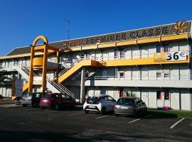 普瑞米尔波尔多爱森经典酒店