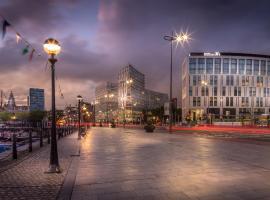 利物浦市中心希尔顿酒店,位于利物浦的希尔顿酒店