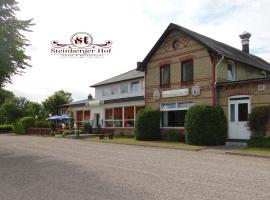 斯坦贝戈尔霍夫酒店